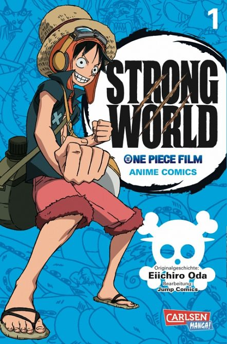 ONE PIECE - STRONG WORLD #01