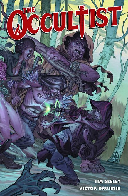 OCCULTIST TP VOL 01