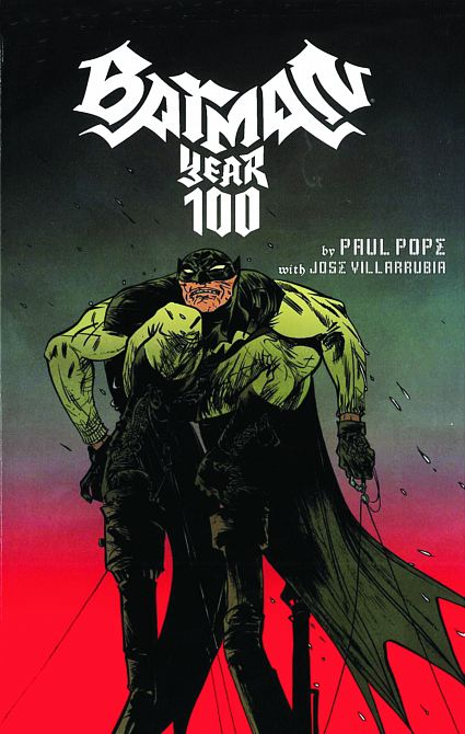 BATMAN YEAR ONE HUNDRED TP NEW PTG