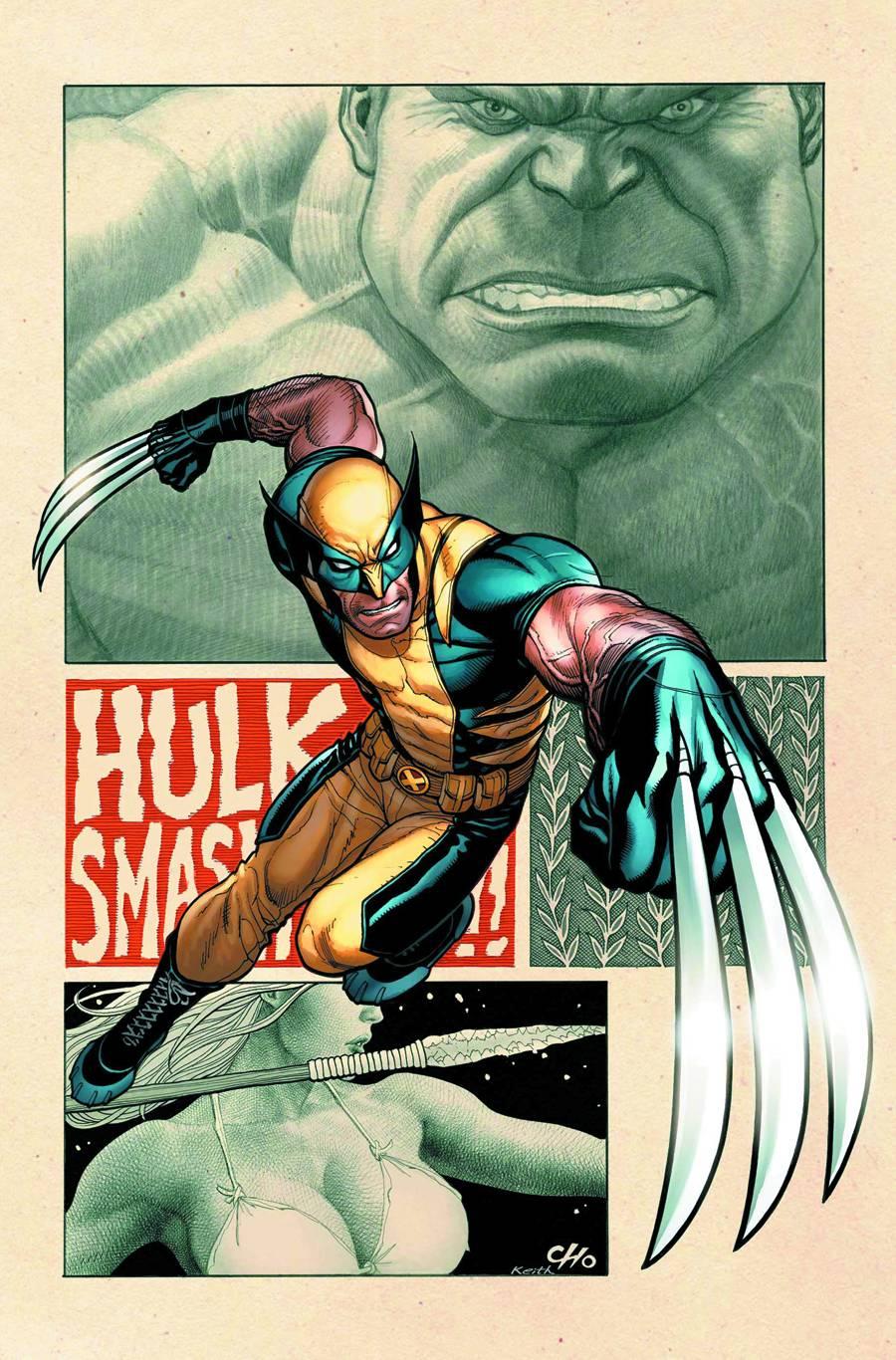 Industrieux Savage Wolverine #5 [mar130645] Marvel Comics-afficher Le Titre D'origine Retarder La SéNilité