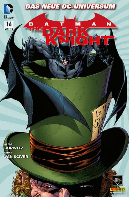 BATMAN: THE DARK KNIGHT (NEW 52) #16