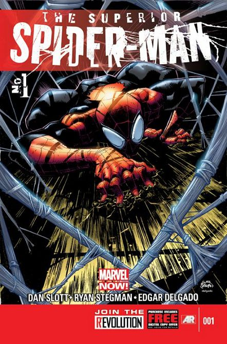 SPIDER-MAN (ab 2013) PAPERBACK - MARVEL NOW! (SC) #01