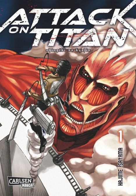 ATTACK ON TITAN #01