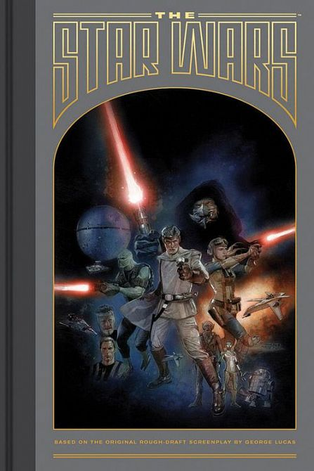 THE STAR WARS – DAS ORIGINAL #01