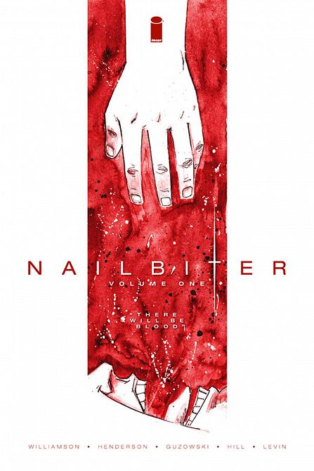 NAILBITER TP VOL 01 THERE WILL BE BLOOD
