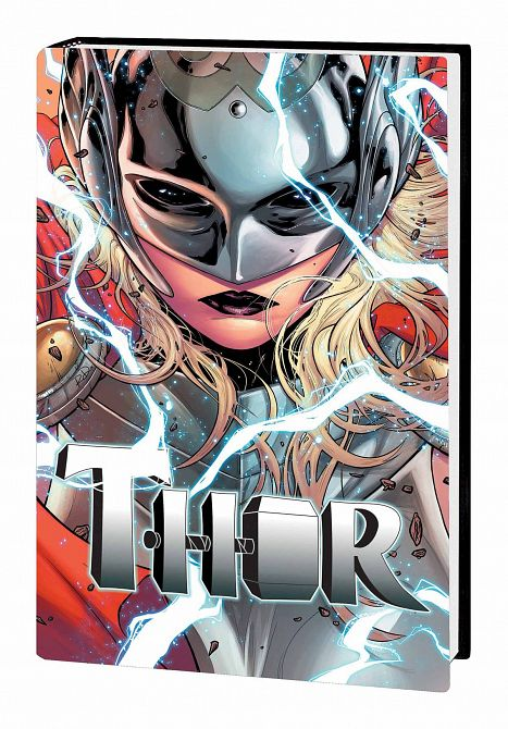 THOR PREM HC VOL 01 GODDESS OF THUNDER