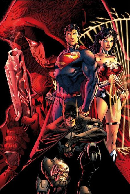 JUSTICE LEAGUE (NEW 52) PAPERBACK 05: TRINITY WAR 1 (SC) #05