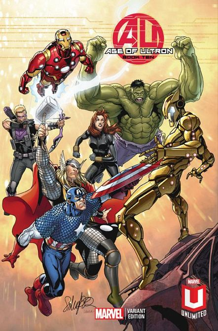 AVENGERS: AGE OF ULTRON PAPERBACK (SC)