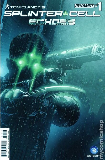 TOM CLANCY SPLINTER CELL ECHOES