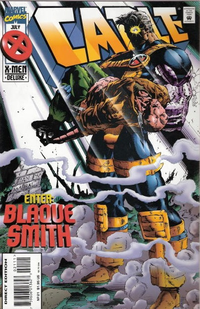 CABLE COLLECTION # 21-107 (1993)