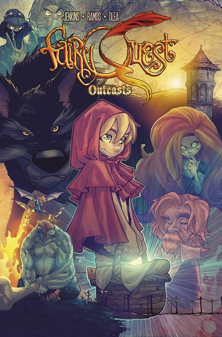 FAIRY QUEST TP VOL 02