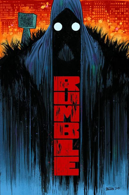 RUMBLE TP VOL 01 WHAT COLOR OF DARKNESS