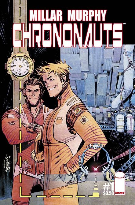 CHRONONAUTS TP VOL 01