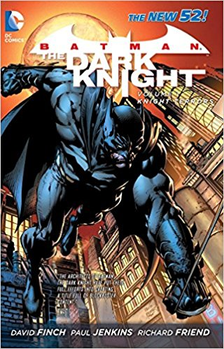 BATMAN: THE DARK KNIGHT (NEW 52)