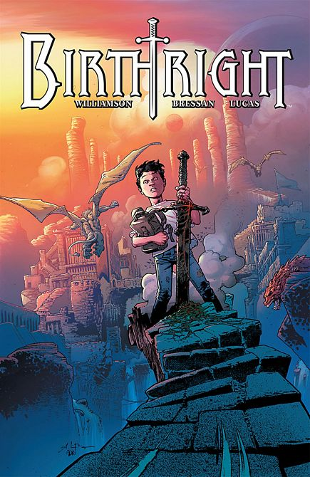 BIRTHRIGHT (ab 2015) #01