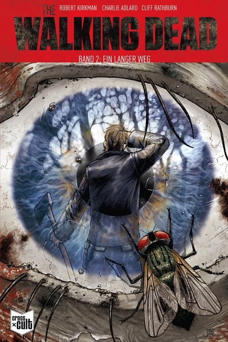 THE WALKING DEAD - SOFTCOVER #02