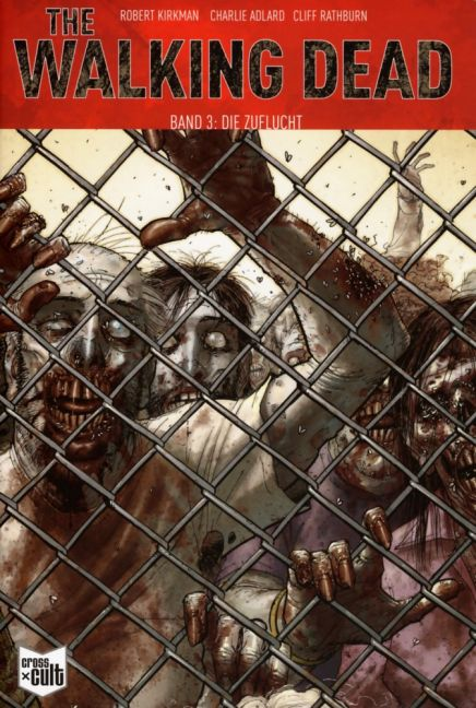 THE WALKING DEAD - SOFTCOVER #03