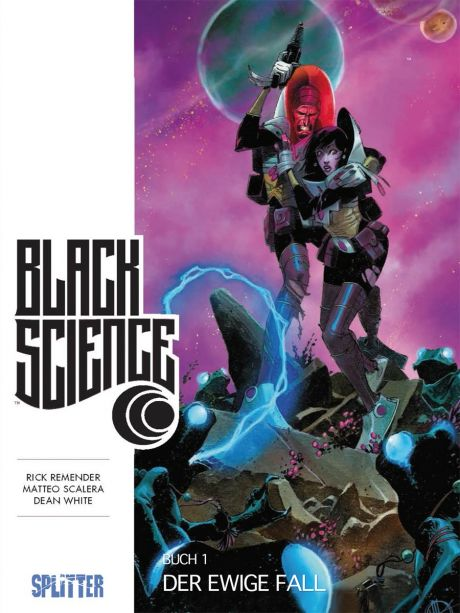 BLACK SCIENCE (ab 2016) #01