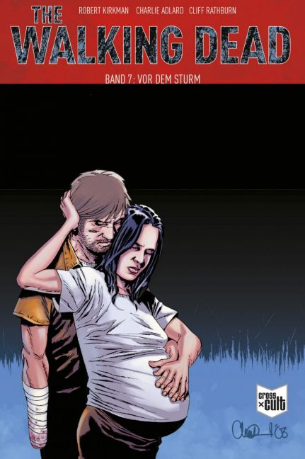 THE WALKING DEAD - SOFTCOVER #07