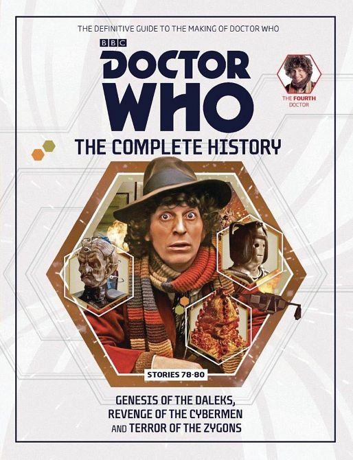 DOCTOR WHO COMP HIST HC VOL 29 4TH DOCTOR STORIES 78-80