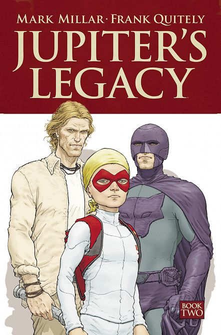 JUPITERS LEGACY TP VOL 02