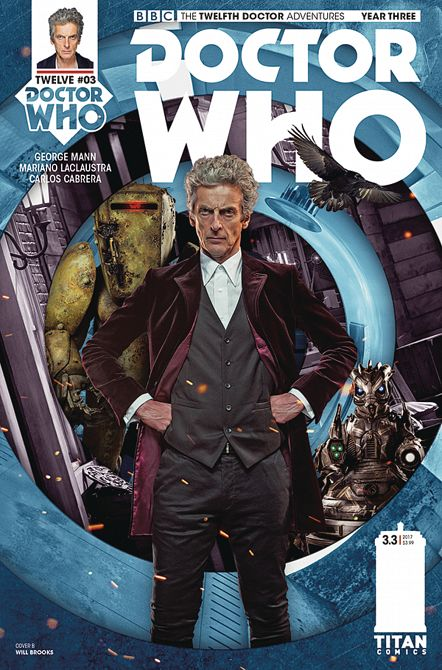 DOCTOR WHO 12TH YEAR THREE #3