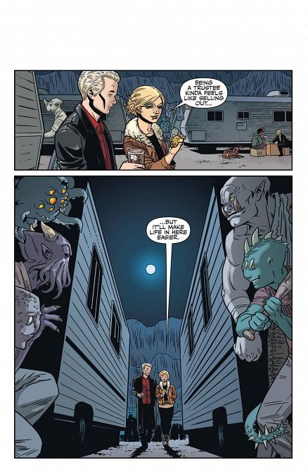 BUFFY THE VAMPIRE SLAYER SEASON 11 (BTVS) #6