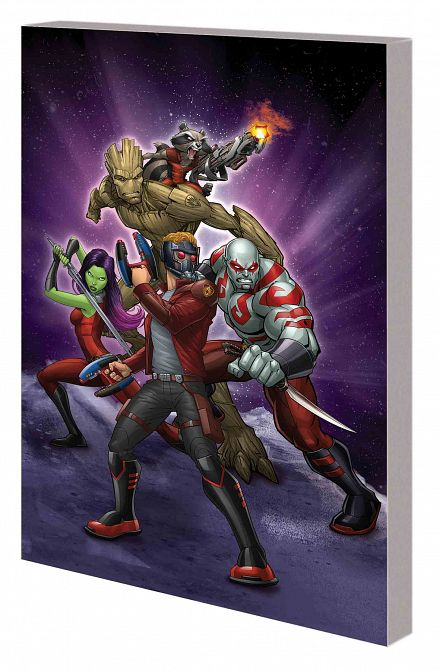 MARVEL UNIVERSE GUARDIANS OF GALAXY DIGEST TP VOL 05
