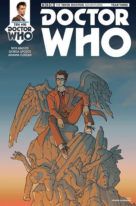 DOCTOR WHO 10TH YEAR THREE #5