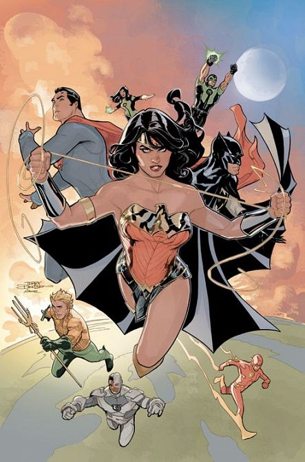 JUSTICE LEAGUE (REBIRTH) #01