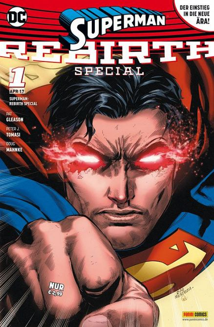 SUPERMAN: REBIRTH SPECIAL