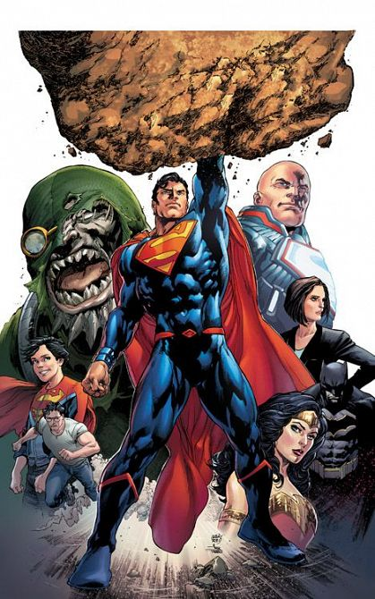 SUPERMAN (REBIRTH) #01