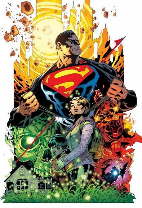 SUPERMAN SONDERBAND (REBIRTH) #01