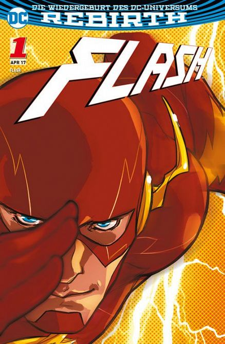 FLASH (REBIRTH) #01
