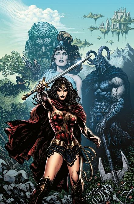 WONDER WOMAN (REBIRTH) #01