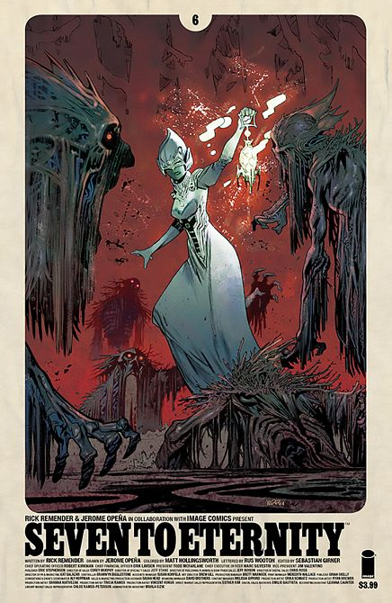 SEVEN TO ETERNITY #6