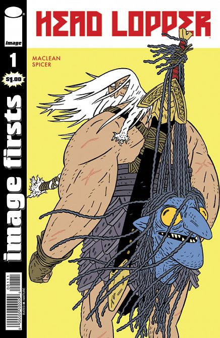 IMAGE FIRSTS HEAD LOPPER #1