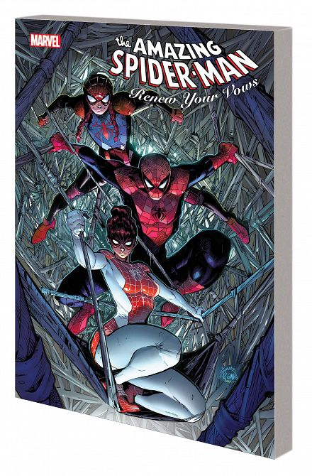 AMAZING SPIDER-MAN: RENEW YOUR VOWS VOL. 1 - BRAWL IN THE FAMILY TP