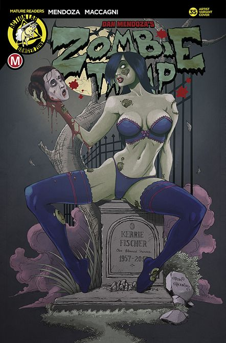 ZOMBIE TRAMP ONGOING #35