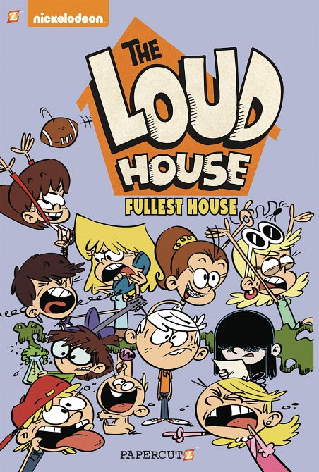 LOUDHOUSE GN VOL 01 THERE WILL BE CHAOS