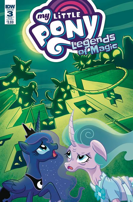 MY LITTLE PONY LEGENDS OF MAGIC #3