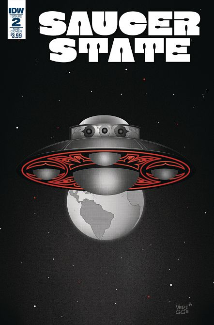 SAUCER STATE #2