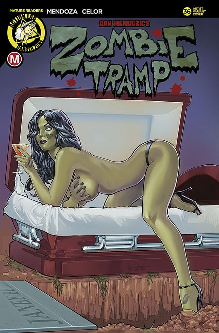 ZOMBIE TRAMP ONGOING #36