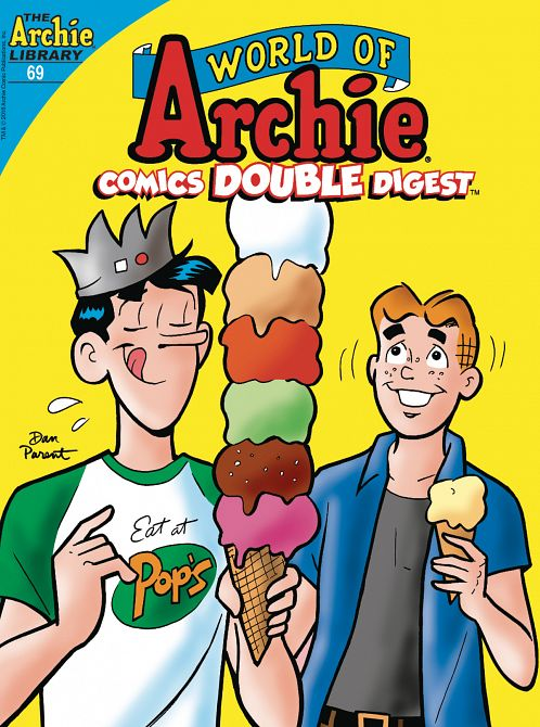 WORLD OF ARCHIE COMICS DOUBLE DIGEST #69