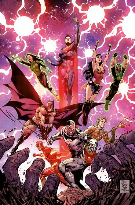 JUSTICE LEAGUE (REBIRTH) #02