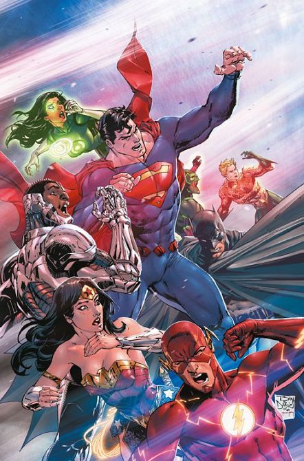 JUSTICE LEAGUE (REBIRTH) #03