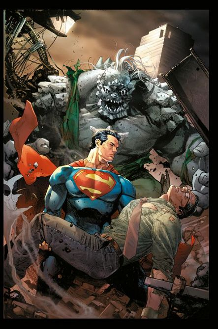 SUPERMAN (REBIRTH) #02