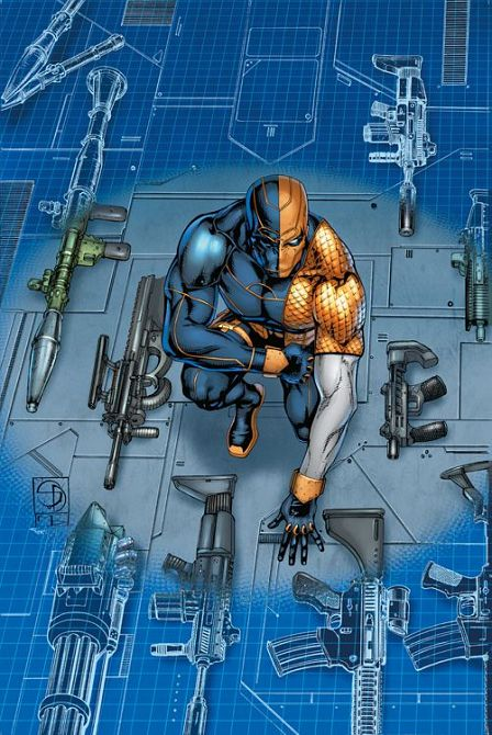 DEATHSTROKE (REBIRTH) #02