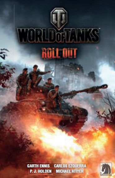 WORLD OF TANKS: ROLL OUT #01
