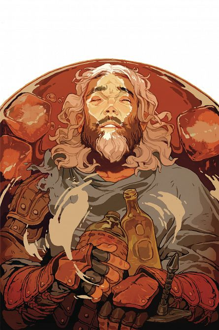 DRAGON AGE KNIGHT ERRANT #3